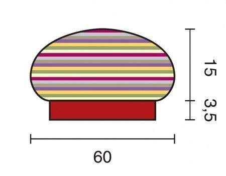 Come realizzare un basco a maglia, meglio se all'uncinetto e di tanti colori