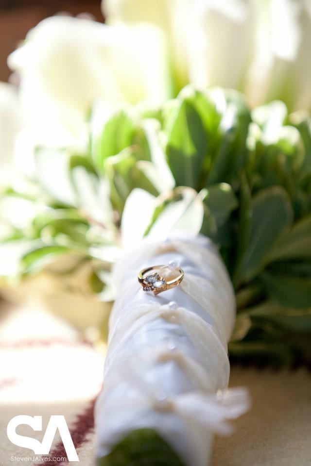 "Jen & Nacho Ochoa Wedding - ""Grandmother's Ring"""