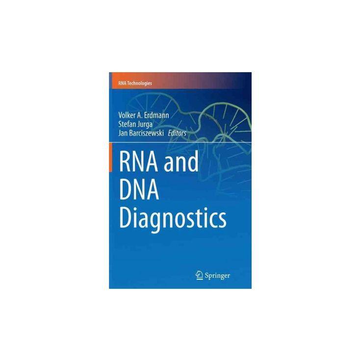 Rna and Dna Diagnostics (Reprint) (Paperback)
