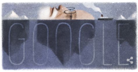 The Freud Museum ~ Education ~ Sigmund Freud's 160th Birthday honoured with Google Doodle