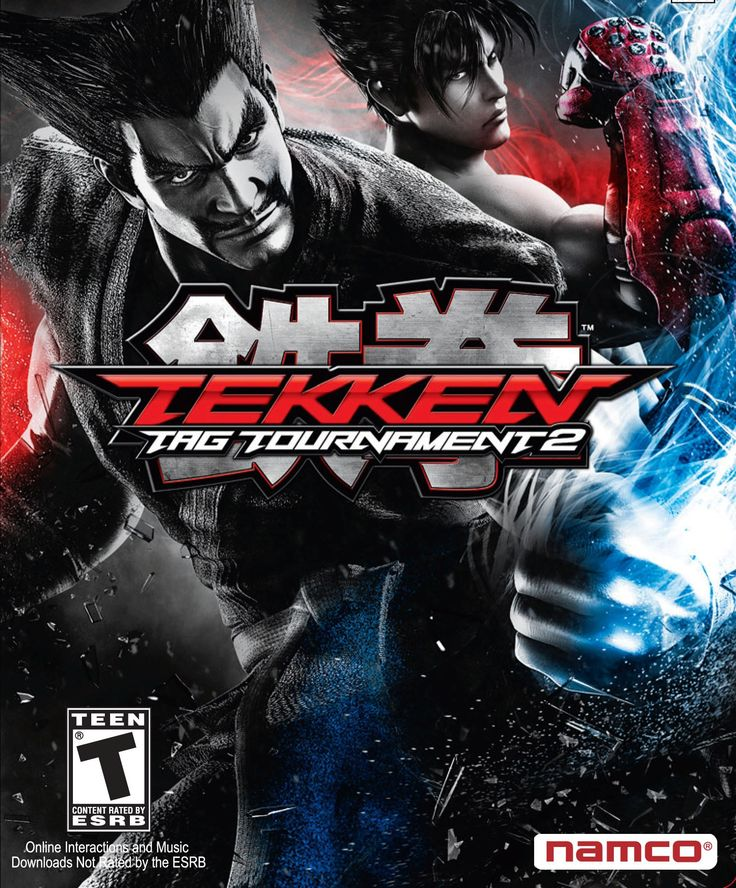 tekken tag tournament 2 game for pc