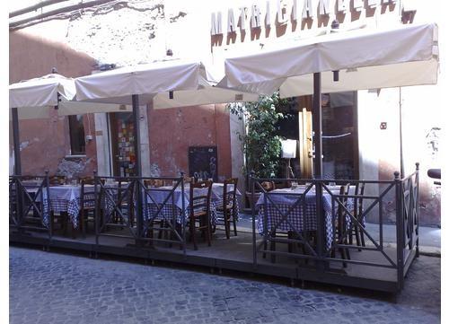 Ristorante Matricianella Via Del Leone, ROMA Outdoor