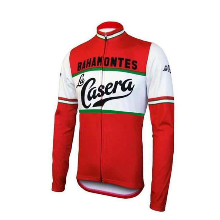 Pro Winter Thermal Fleece Cycling Jersey 2016 Long Sleeve MTB Clothing Ropa Ciclismo Maillot Bicycle Clothes #765 #Affiliate