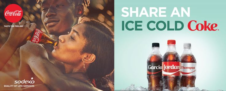 Win a vacation to a US destination of your choice on Coca Cola - Sodexo Share a Coke Sweepstakes