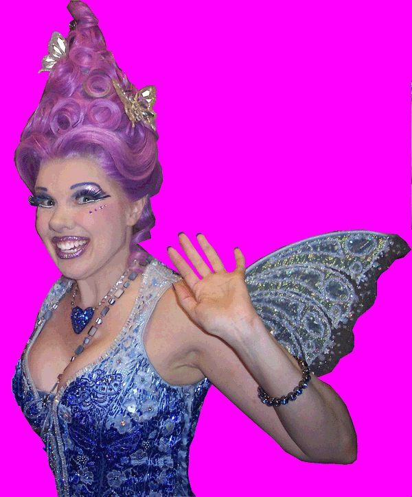 Fairy Godmother Wig