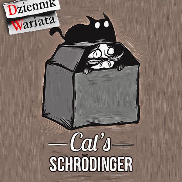 kot Schrödingera - http://www.augustynski.eu/kot-schrodingera/