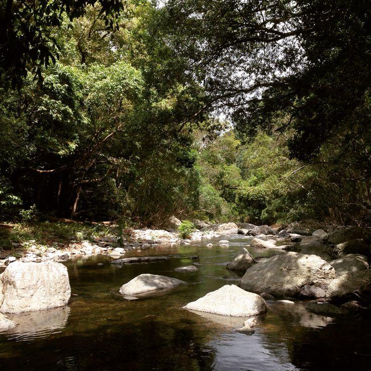 Crystal Cascade in Cairns, Queensland