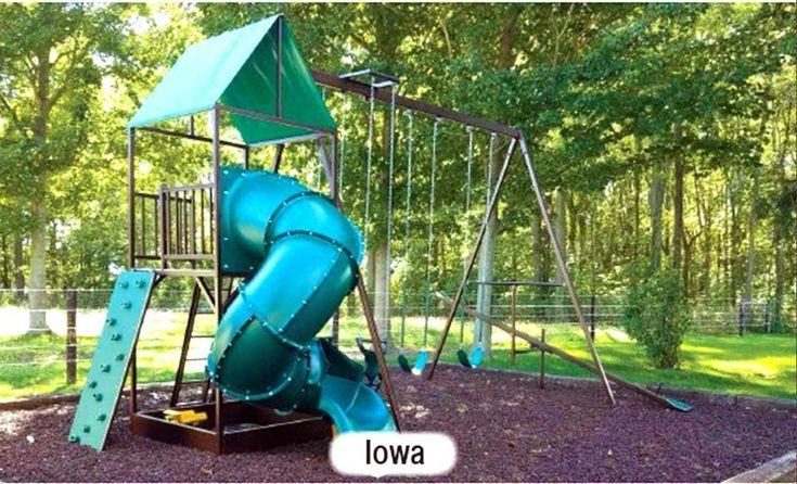 Iowa Outdoor Spielset