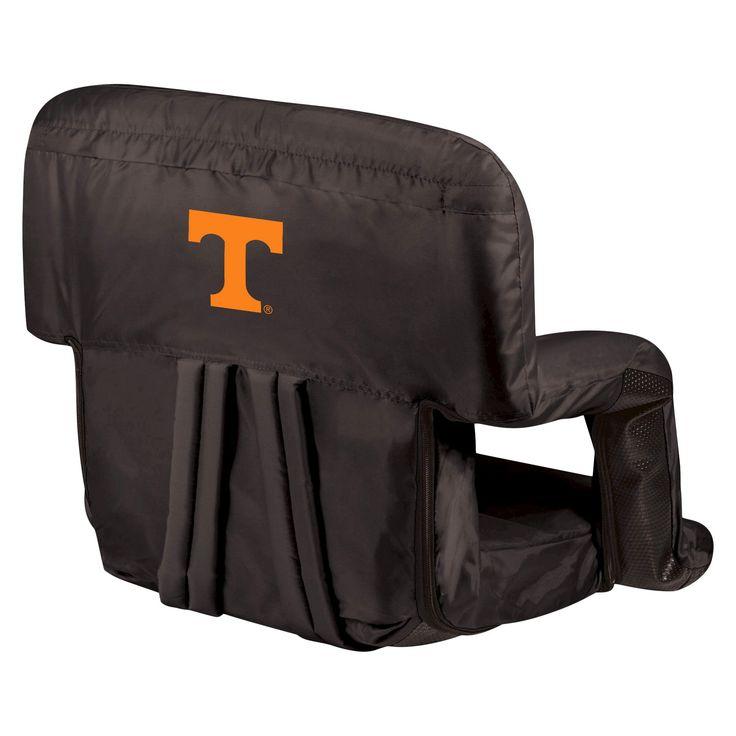 Portable Stadium Seats NCAA Tennessee Volunteers Black