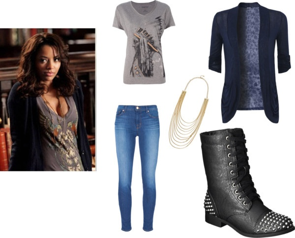 """""""bonnie bennet"""" by brittanygoldfieldrod on Polyvore"""