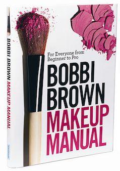 Bobbi Brown makeup book