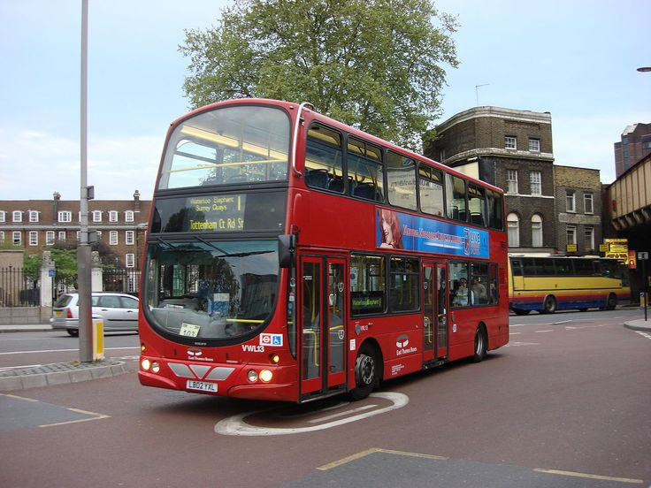 CLondoner92: Go Ahead London retains routes with new hybrid bus...