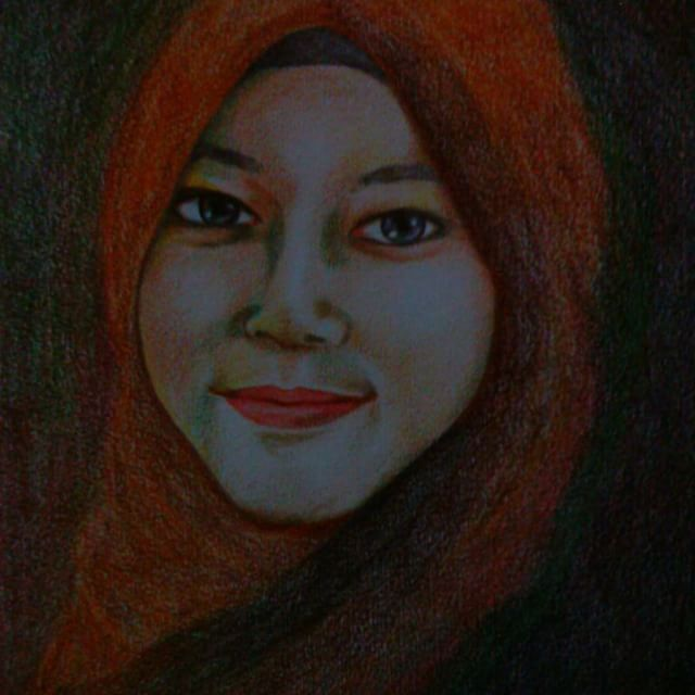 Drawing in August 2015 #drawing #colored_pencil #pencils #art #portrait #fineart #artist