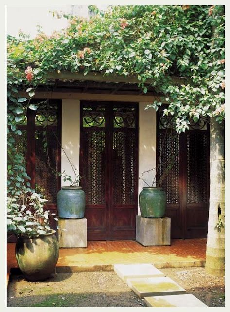 Indonesian interior designer Jaya Ibrahim's home