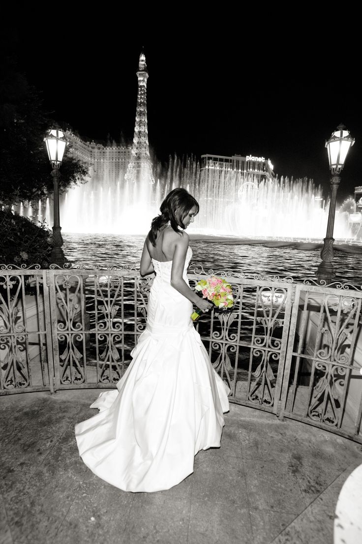 Las Vegas Wedding At Bellagio This Is A Beautuful Destination