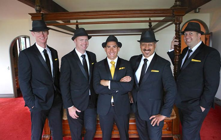 The blues brothers - Hais and his lads