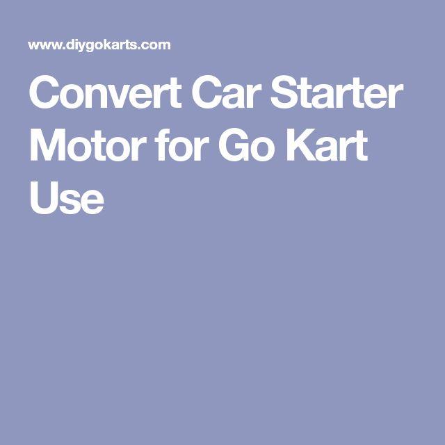 Best 25 Starter Motor Ideas On Pinterest Auto Starter