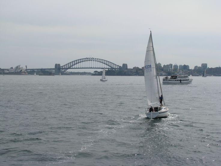 From Sydney Harbor to Whittsundays Island