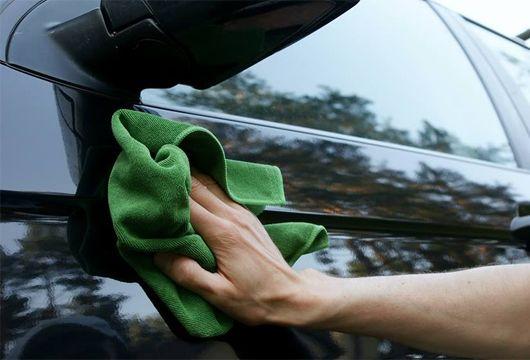 Lavagem à seco: Drible a falta d'água e deixe seu carro brilhando!