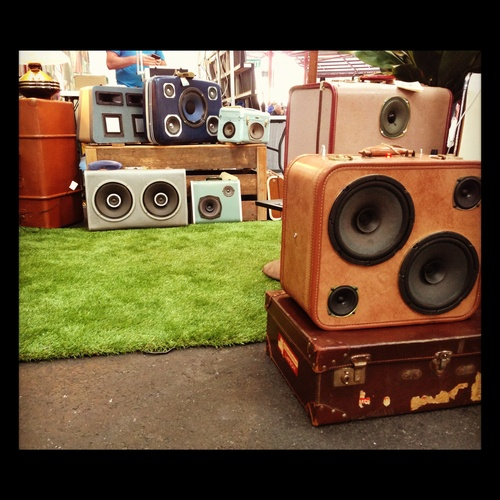 JukeCases by Son Valise