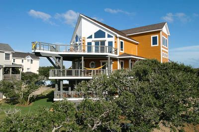 1000 images about vacation homes on pinterest buxton for Hatteras cabins rentals