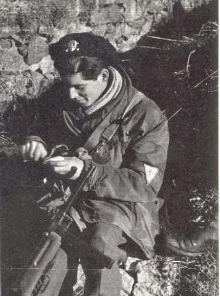 Milite della Brigata Nera Manganiello - pin by Paolo Marzioli