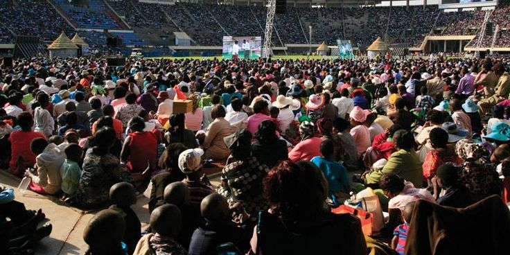 August 25, 2014 NewsDay-Zimbabwe: JW convention ends on high note HISTORY was made yesterday when a bumper crowd of about 82 409 people attended the first Jehovah's Witnesses International Convention in Harare. https://www.newsday.co.zw/2014/08/25/jw-convention-ends-high-note/