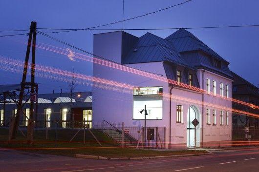 Palmovka Jihlava / Mjölk Architekti