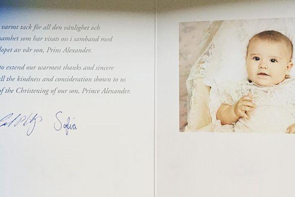 Prince Carl Philip, Princess Sofia and Prince Alexander