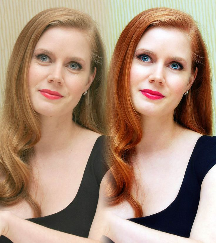 AMY ADAMS (Touched up with Photoshop)