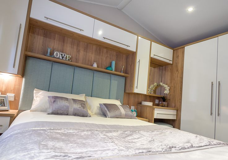 Willerby Granada 2016 Main Bedroom