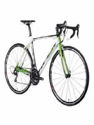 Bicicletta da Corsa VIPER VERBIER Shimano 105 50 39 30 Bianco Verde 2014 - €1575.89