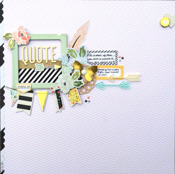 1000+ images about Victoria Marie Scrapbook Layouts on Pinterest ...