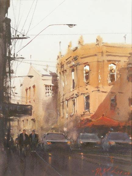 563204_550015485033200_1586518974_n.jpg (433×580) | Joseph zbukvic. Artist palette. Cityscape art