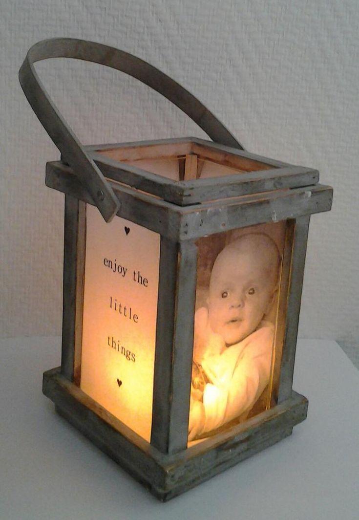 Met wat slaolie en Modpodge maakt ze een prachtige lantaarn! Bekijk hier 8 leuke ideetjes voor kaarsenhouders! - Zelfmaak ideetjes