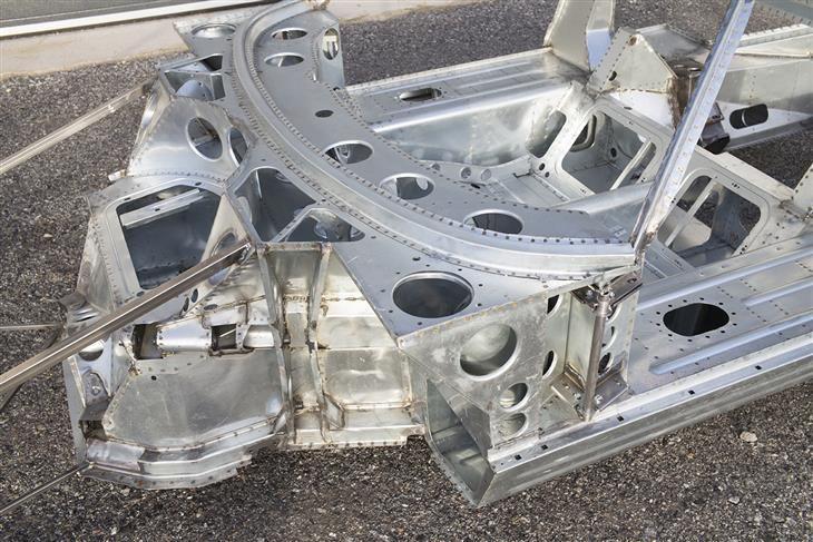 Classic FIA SPEC GT40 MK1 MONOCOQUE CHASSIS for sale