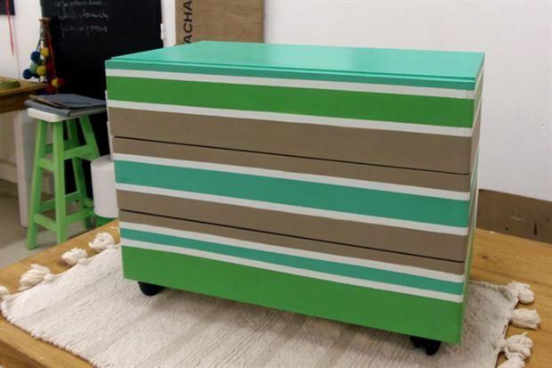 25 melhores ideias sobre pintura em f rmica no pinterest pintura de bancadas de f rmica - Pintar muebles de formica ...