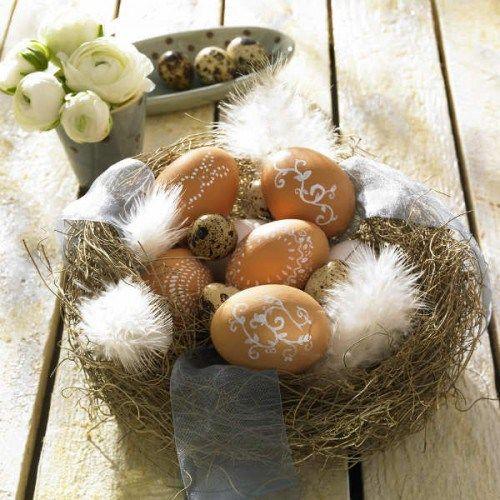 Velikonoční dekorace na stůl: 10 tipů | Let´s Create