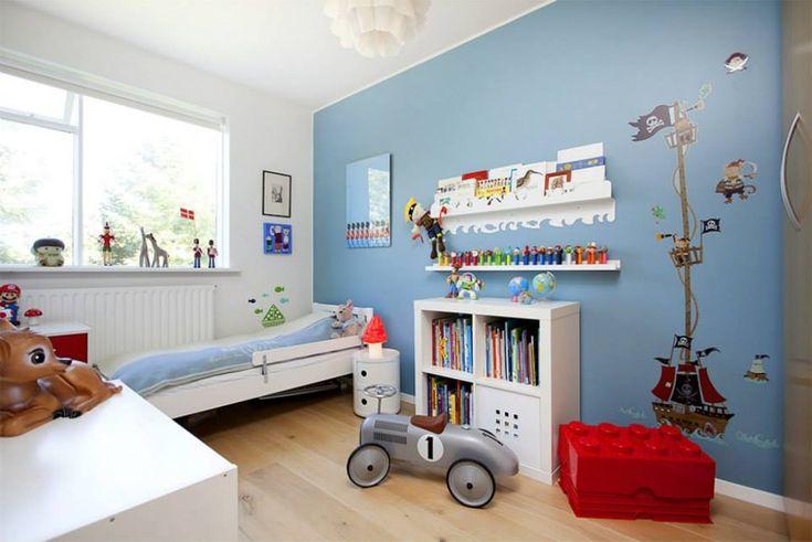 Habitacion infantil ni o pirata decoraci n dormitorios - Dormitorios infantiles nino ...