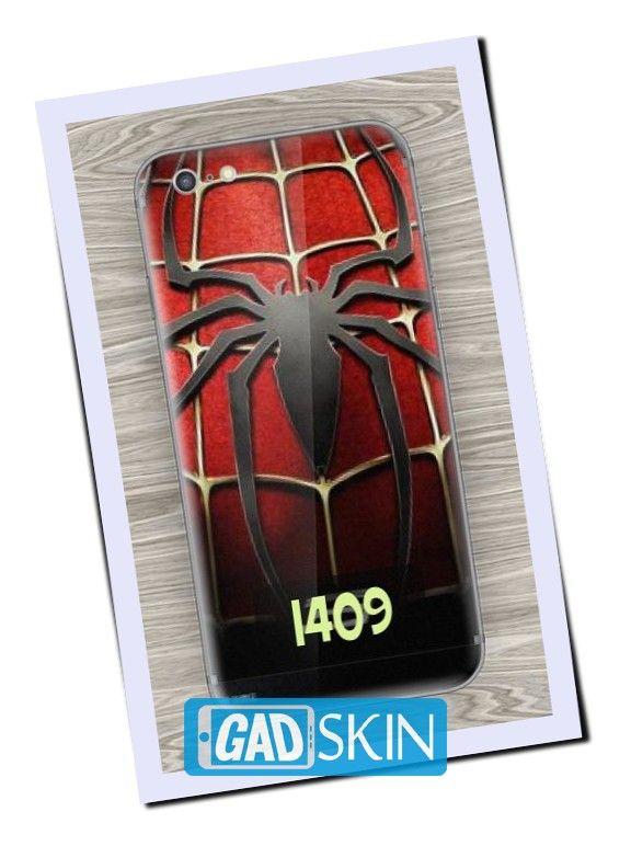 http://ift.tt/2ckA4co - Gambar Spiderman 1409 ini dapat digunakan untuk garskin semua tipe hape yang ada di daftar pola gadskin.