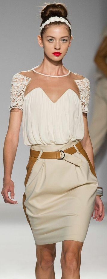 ♛ The Girl with the Chignon Bun  {elegant or messy chignon, buns, braids, plaits, up do's} ♛   Paola Frani