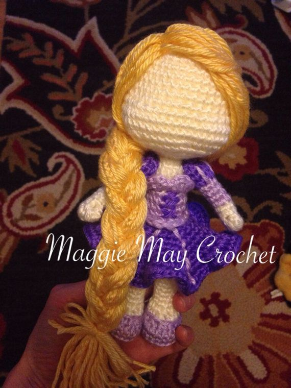 Crochet Hair Tangle Free : 1000+ images about crochet on Pinterest Crochet dolls, Haken and ...