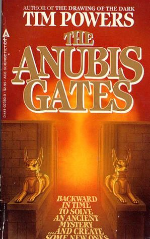 The Anubis Gates  Rate it 8/10. Good stuff.