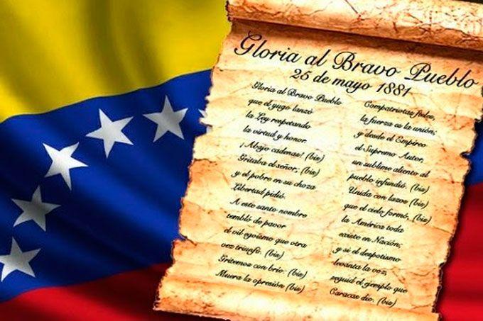 """¡Tal día como hoy! """"Gloria al Bravo Pueblo"""" se establece Himno Nacional"""