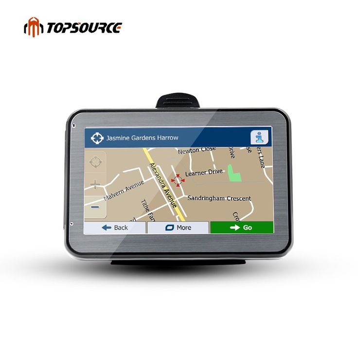 "TOPSOURCE 4.3"" 5"" 7"" hd car gps navigation truck gps navigation preload gps map windows ce6.0 800mhz 4gb MSB 2531 ARM Cortex A7 #Affiliate"