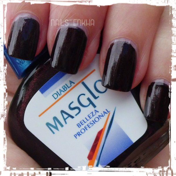 Diabla Ilbelheza / Maglos /3º Encuentro Beauty Asturias http://nailenkha.blogspot.com.es/2015/06/ilbelheza-masglo-3-encuentro-beauty.html #masglo #ilbelheza #nails #notd #manicure #nailart #polish #nailspolish #nailartadict #cutepolish #cool #fashion #nailideas #manicura #esmalte #uñas #unhas #nailsporn #blog #blogguer