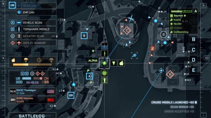 Battlefield 4: Deploy UAV
