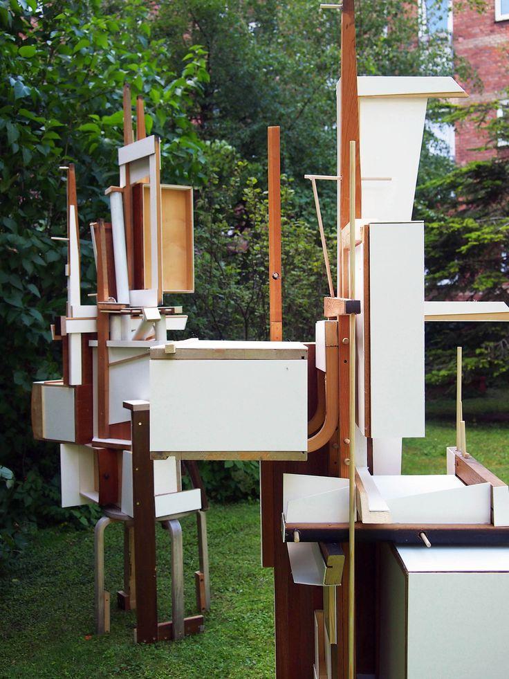 Sculpture for Pavlos + Frida.
