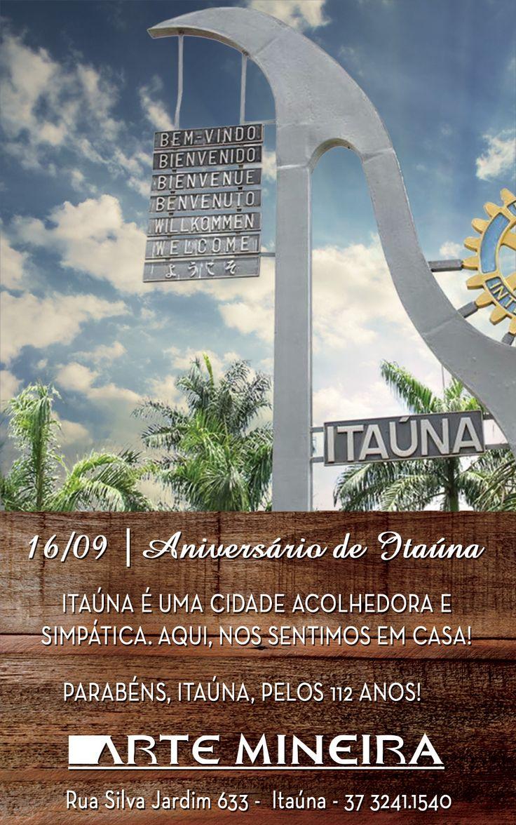 Aniversário de Itaúna