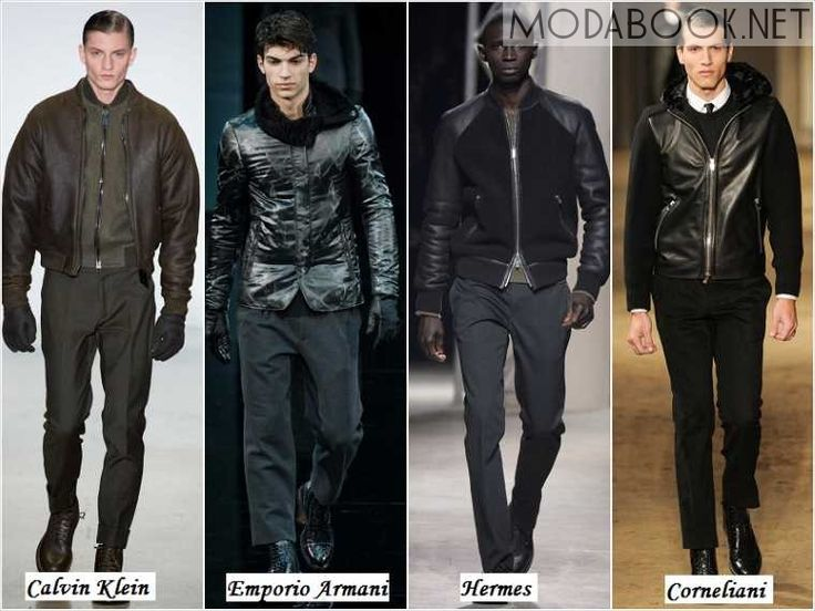 Мужская мода на осень и зиму 2014 2015 года